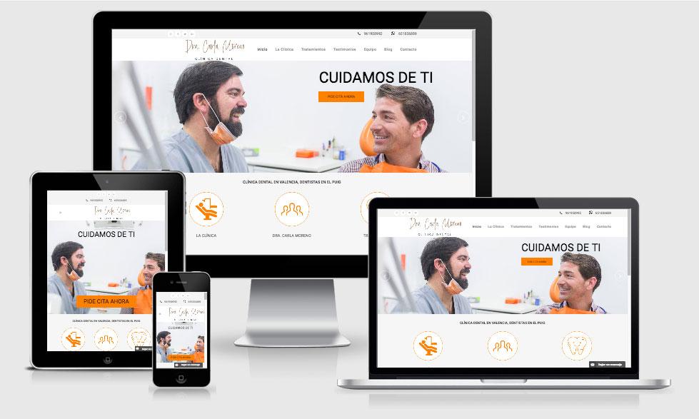 Clínica dental Valencia El Puig