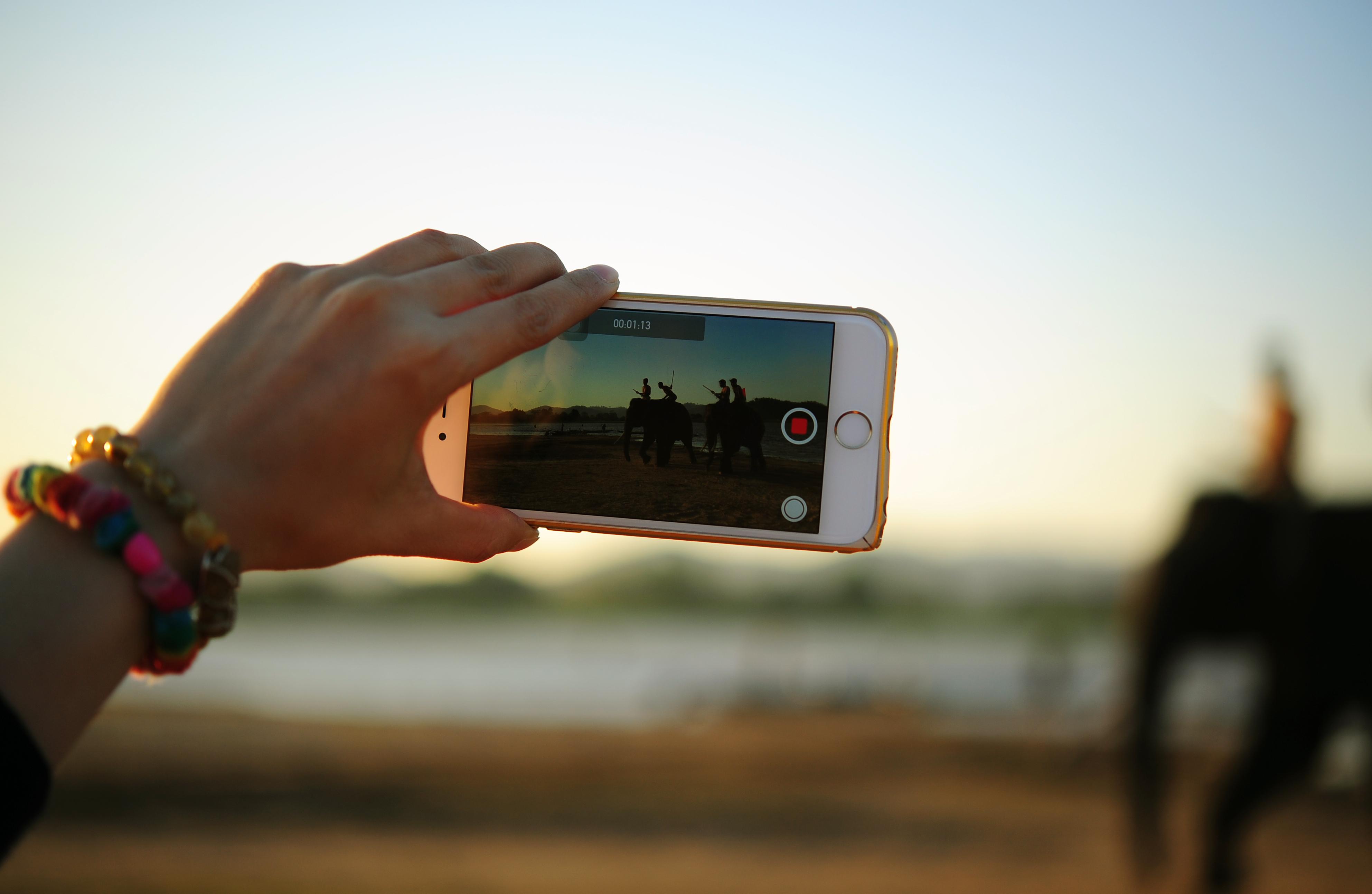 Aplicaciones para editar vídeo